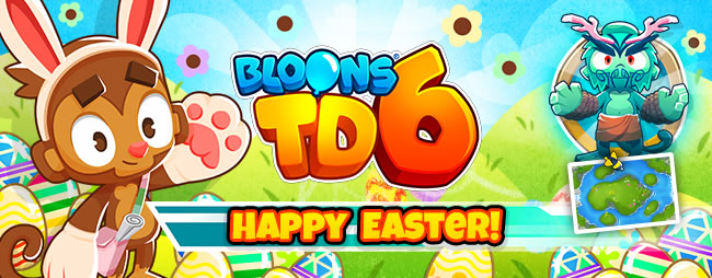 Bloons TD 6!